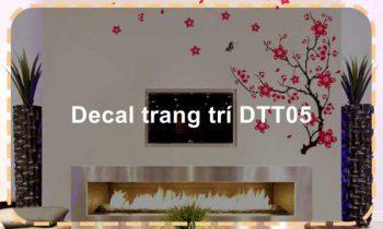 Decal trang trí DTT05