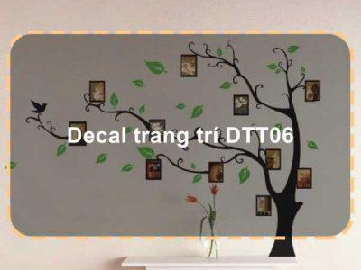 Decal trang trí DTT06