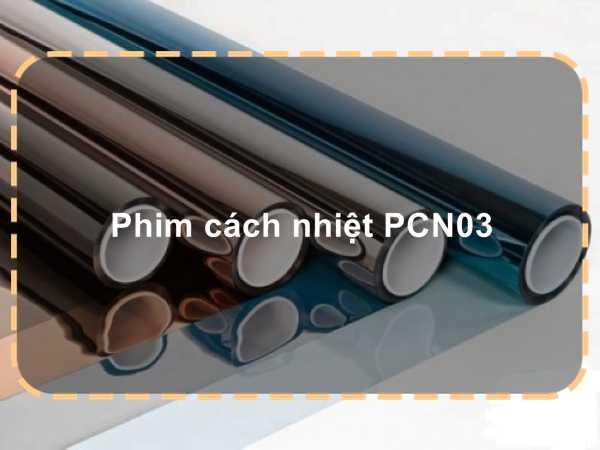Phim cách nhiệt PCN03
